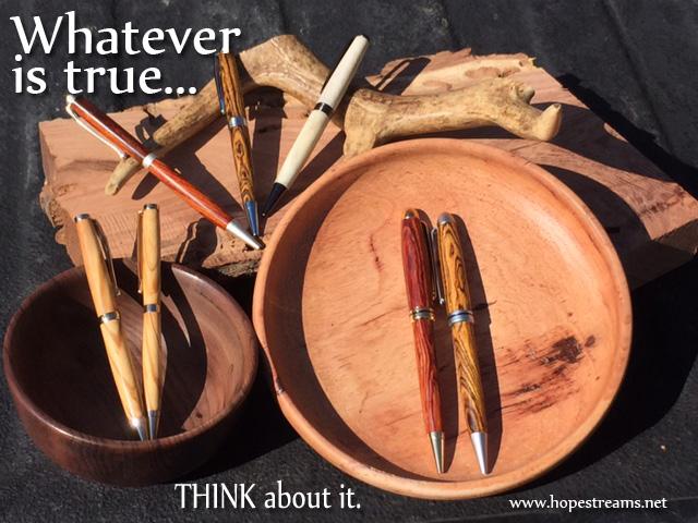 Wood True