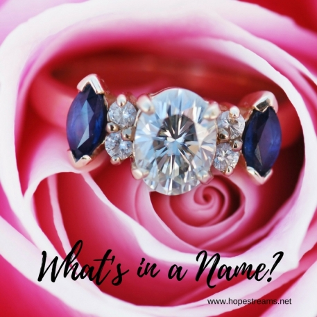 What's in a Name-
